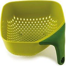 Joseph Joseph Square Colander, Medium - Green