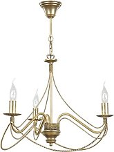 Josephina 3-Light Candle Style Chandelier Marlow