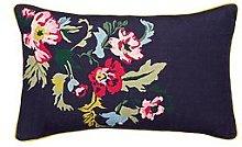 Joules Cambridge Garden Floral Cushion
