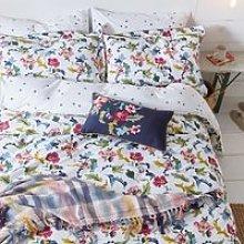 Joules Cambridge Garden Floral Duvet Cover Set,