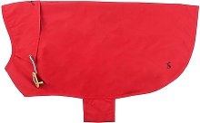 Joules Dog Raincoat (XL) (Red)