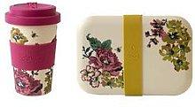 Joules Eco Bamboo Travel Mug &Amp; Lunch Box