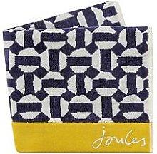 Joules Honeycomb Geo Bath Towel
