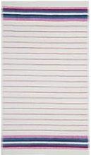 Joules Potting Shed Stripe Bath Towel, Creme