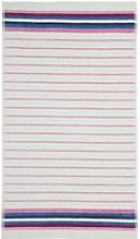 Joules Potting Shed Stripe Beach Towel, Creme