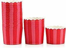 Joycaling Cake Cups 20PCS High Temperature