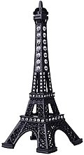 JoyFamily Eiffel Tower Cake Topper, 7 Inch (18 cm)