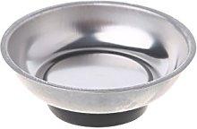 JOYKK 3 Inch Round Magnetic Parts Tray Bowl Dish