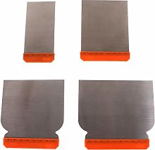 JOYKK 4Pieces Carbon Steel Putty Kit Durable