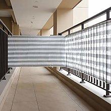 JOYKK 5m Heat Resistant Balcony Privacy Screen