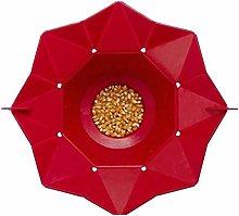 joyliveCY Red Green Popcorn Popper Maker DIY
