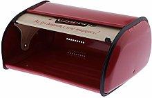 joyMerit Bread Box for Kitchen Counter, Stainless