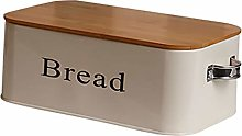 joyMerit Metal Bread Box - Countertop