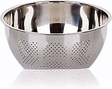 Joyoldelf Stainless Steel Colander Fruits and