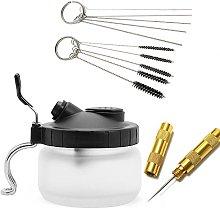 JOYOOO 4 Set Airbrush Spray Gun Wash Cleaning Tool