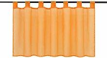 Joyswahl Eva Bistro Net Curtain, Plain Colour,