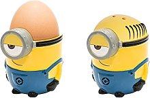Joytoy Minions Egg Cup, Ceramic,