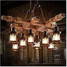 joyvio 8- Light Kitchen Light Fixtures, Farmhouse