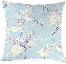 JPDP Cartoon Animal Cushion Covers Geometric For