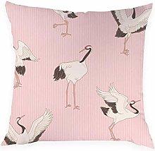 JPDP Cartoon Geometric Animal Cushion Covers For
