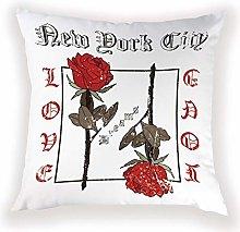 JPDP Pink Cushion Covers For Home Decor Farmhouse