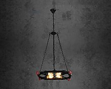 JPL Novelly Decorated Chandelier,American Retro