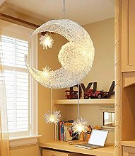 JPL Novelly Decorated Chandelier,Chandelier/Moon