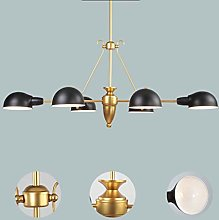 JPL Novelly Decorated Chandelier,Simple Gold