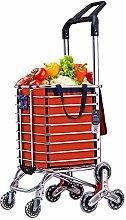 JPL Old Person Shopping Trolleys,Climbing Floor