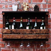 JPL Wine Racks Wine Shelf Wall Mount Wine Cooler