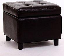 JPVGIA Storage Stool Sofa Stool Upholstered
