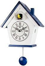 JPZCDK Creative Vintage Pendulum Cuckoo Clock Wall