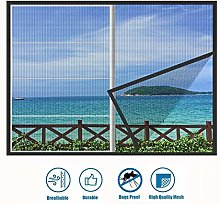 JRMU Window Mosquito Net Mesh,selfadhesive Window