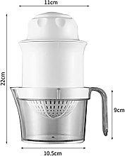 JSJJAOL Juicer Manual Juicer Fruit Juicer Lemon