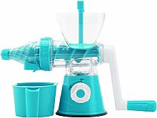 JSJJAOL Juicer Multifunction DIY Manual Juicer