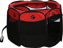 JSJJAOL pet bed Portable Foldable Pet Dog Tent