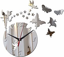 JSJJARD Wall Clock Acrylic Mirror Sale Wall Clock