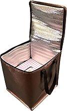 JSJJAUJ Cooler Bag Extra height Insulated Picnic