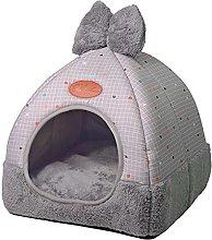 JSJJAUJ pet bed Small Pet Dog Beds Mat Cat Kennel