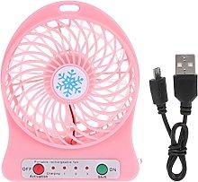 JSJJAUJ Portable electric fan Portable LED Light
