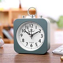 JSJJAWS Alarm clock 5 inch Alarm Clock Bedside