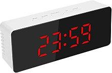 JSJJAWS Alarm clock 7 Inch Digital Alarm Clock