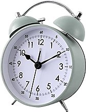 JSJJAWS Alarm clock Alarm Clock Desk Clock Dual