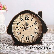 JSJJAWS Alarm clock Children's Alarm Clock