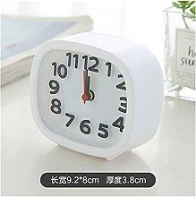 JSJJAWS Alarm clock Desktop creative personality