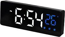 JSJJAWS Alarm clock Mirror Acoustic Control