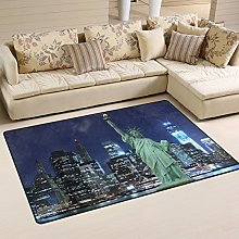 JSTEL INGBAGS Super Soft Modern Statue Of Liberty