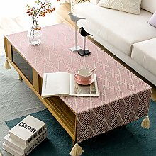 Jstoo Table Cloth Coffee Table Tablecloth