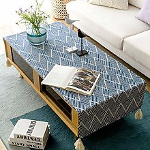 Jstoo Table Cover Coffee Table Tablecloth