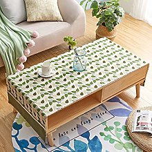 Jstoo Table Cover Tablecloth For Rectangle Living